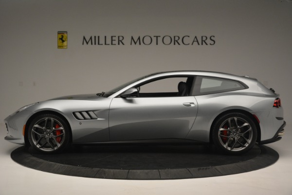 Used 2019 Ferrari GTC4LussoT V8 for sale $224,900 at Aston Martin of Greenwich in Greenwich CT 06830 3