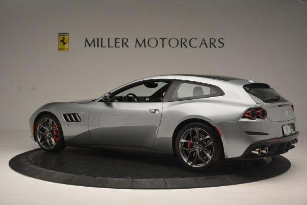 Used 2019 Ferrari GTC4LussoT V8 for sale Sold at Aston Martin of Greenwich in Greenwich CT 06830 4