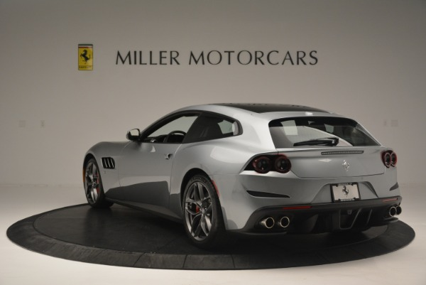Used 2019 Ferrari GTC4LussoT V8 for sale $224,900 at Aston Martin of Greenwich in Greenwich CT 06830 5