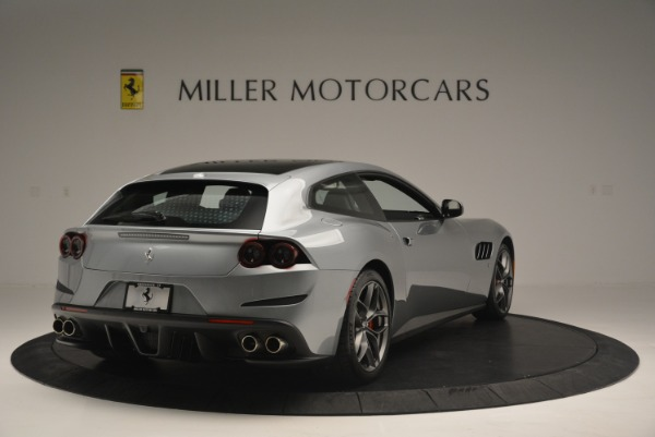 Used 2019 Ferrari GTC4LussoT V8 for sale Sold at Aston Martin of Greenwich in Greenwich CT 06830 7
