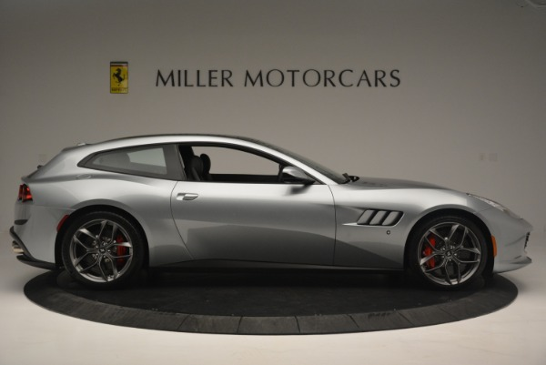 Used 2019 Ferrari GTC4LussoT V8 for sale $224,900 at Aston Martin of Greenwich in Greenwich CT 06830 9
