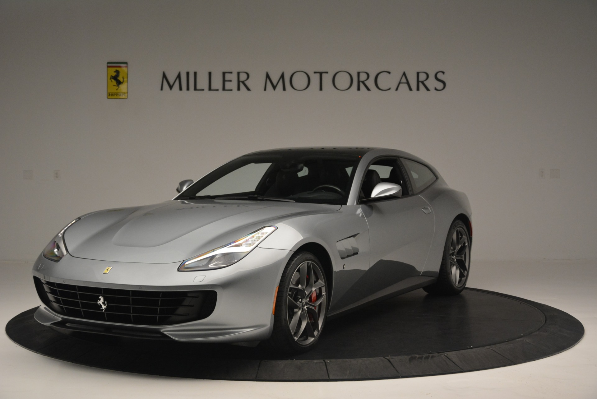 Used 2019 Ferrari GTC4LussoT V8 for sale $224,900 at Aston Martin of Greenwich in Greenwich CT 06830 1