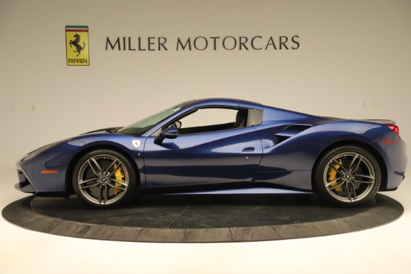 Used 2019 Ferrari 488 Spider for sale Sold at Aston Martin of Greenwich in Greenwich CT 06830 14