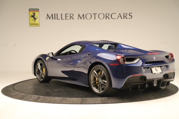 Used 2019 Ferrari 488 Spider for sale Sold at Aston Martin of Greenwich in Greenwich CT 06830 15
