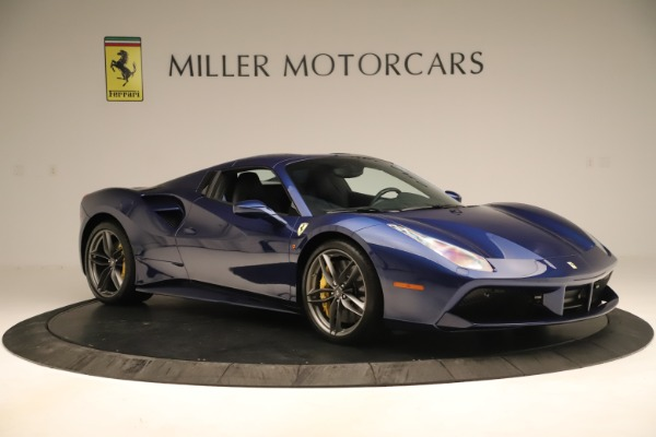Used 2019 Ferrari 488 Spider for sale Sold at Aston Martin of Greenwich in Greenwich CT 06830 18