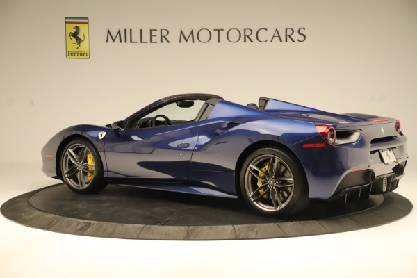 Used 2019 Ferrari 488 Spider for sale Sold at Aston Martin of Greenwich in Greenwich CT 06830 4