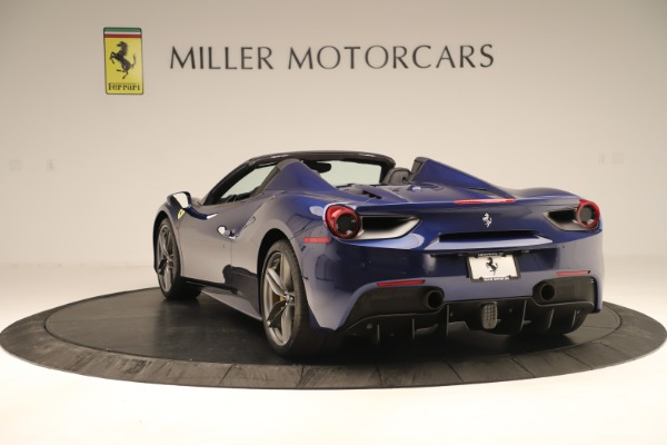 Used 2019 Ferrari 488 Spider for sale Sold at Aston Martin of Greenwich in Greenwich CT 06830 5