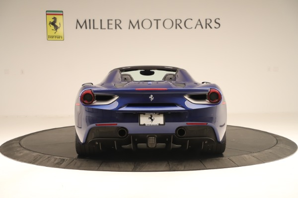 Used 2019 Ferrari 488 Spider for sale Sold at Aston Martin of Greenwich in Greenwich CT 06830 6