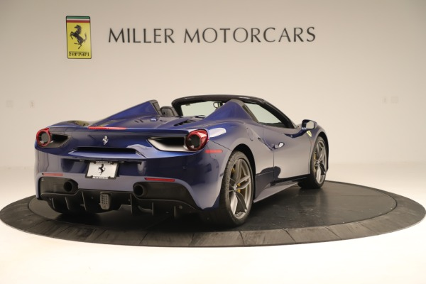 Used 2019 Ferrari 488 Spider for sale Sold at Aston Martin of Greenwich in Greenwich CT 06830 7