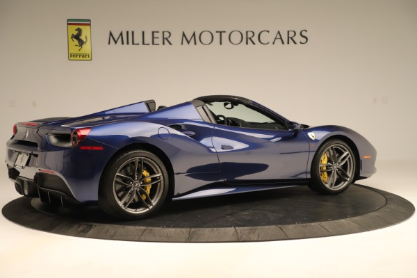 Used 2019 Ferrari 488 Spider for sale Sold at Aston Martin of Greenwich in Greenwich CT 06830 8