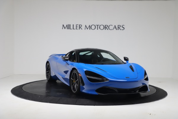 New 2019 McLaren 720S Coupe for sale Sold at Aston Martin of Greenwich in Greenwich CT 06830 10