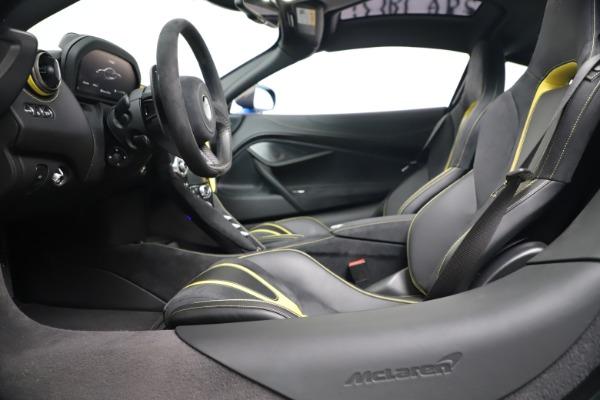 New 2019 McLaren 720S Coupe for sale Sold at Aston Martin of Greenwich in Greenwich CT 06830 17