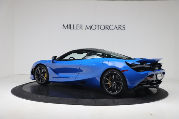 New 2019 McLaren 720S Coupe for sale Sold at Aston Martin of Greenwich in Greenwich CT 06830 3