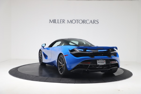 New 2019 McLaren 720S Coupe for sale Sold at Aston Martin of Greenwich in Greenwich CT 06830 4