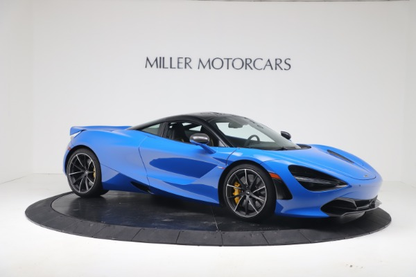 New 2019 McLaren 720S Coupe for sale Sold at Aston Martin of Greenwich in Greenwich CT 06830 9