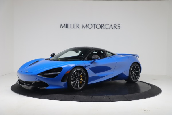 New 2019 McLaren 720S Coupe for sale Sold at Aston Martin of Greenwich in Greenwich CT 06830 1