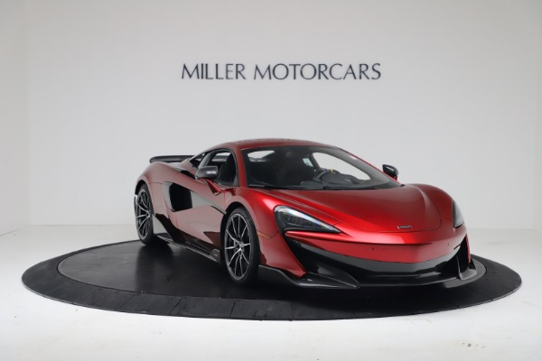 Used 2019 McLaren 600LT Luxury for sale $239,990 at Aston Martin of Greenwich in Greenwich CT 06830 10