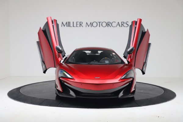 Used 2019 McLaren 600LT Luxury for sale $239,990 at Aston Martin of Greenwich in Greenwich CT 06830 11