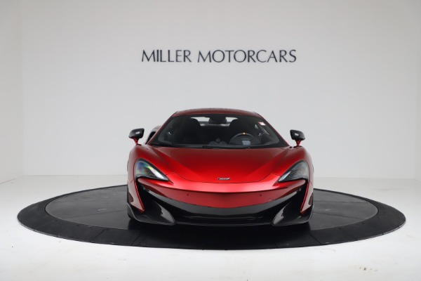 New 2019 McLaren 600LT Coupe for sale $285,236 at Aston Martin of Greenwich in Greenwich CT 06830 12