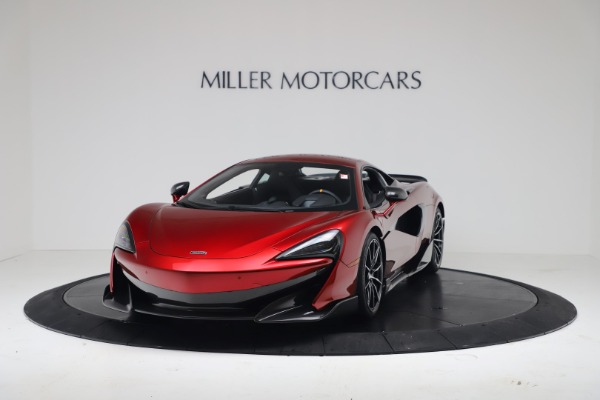 Used 2019 McLaren 600LT Luxury for sale $239,990 at Aston Martin of Greenwich in Greenwich CT 06830 13