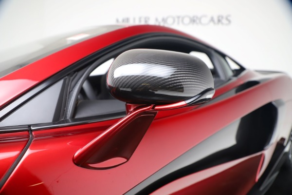 Used 2019 McLaren 600LT Luxury for sale $239,990 at Aston Martin of Greenwich in Greenwich CT 06830 15