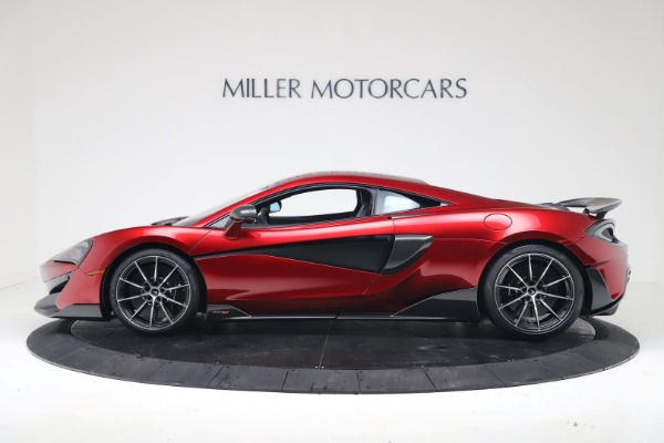 Used 2019 McLaren 600LT Luxury for sale $239,990 at Aston Martin of Greenwich in Greenwich CT 06830 2