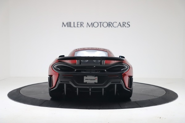 New 2019 McLaren 600LT Coupe for sale $285,236 at Aston Martin of Greenwich in Greenwich CT 06830 5