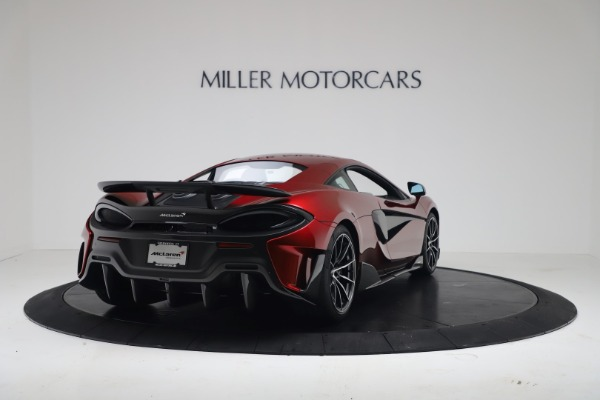 New 2019 McLaren 600LT Coupe for sale $285,236 at Aston Martin of Greenwich in Greenwich CT 06830 6