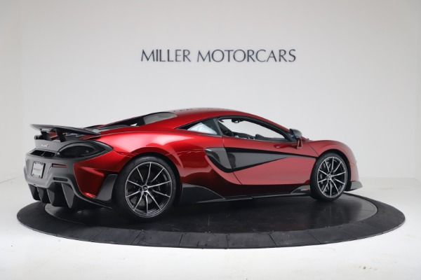 Used 2019 McLaren 600LT Luxury for sale $239,990 at Aston Martin of Greenwich in Greenwich CT 06830 7