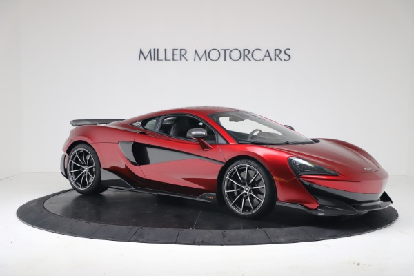 New 2019 McLaren 600LT Coupe for sale $285,236 at Aston Martin of Greenwich in Greenwich CT 06830 9