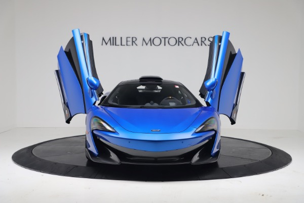 New 2019 McLaren 600LT Coupe for sale Sold at Aston Martin of Greenwich in Greenwich CT 06830 11