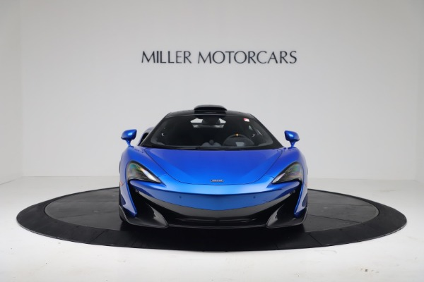 New 2019 McLaren 600LT Coupe for sale Sold at Aston Martin of Greenwich in Greenwich CT 06830 12