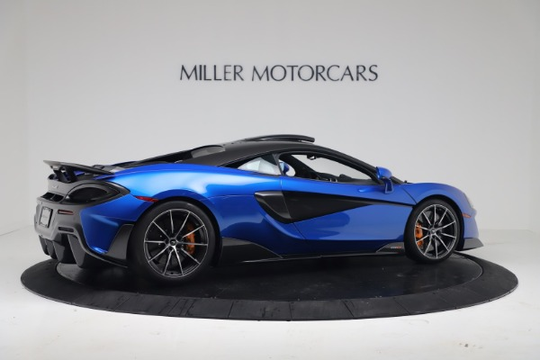 New 2019 McLaren 600LT Coupe for sale Sold at Aston Martin of Greenwich in Greenwich CT 06830 7