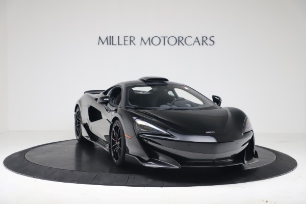 New 2019 McLaren 600LT Coupe for sale $305,639 at Aston Martin of Greenwich in Greenwich CT 06830 10