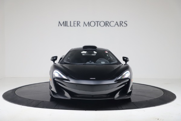 New 2019 McLaren 600LT Coupe for sale $305,639 at Aston Martin of Greenwich in Greenwich CT 06830 12