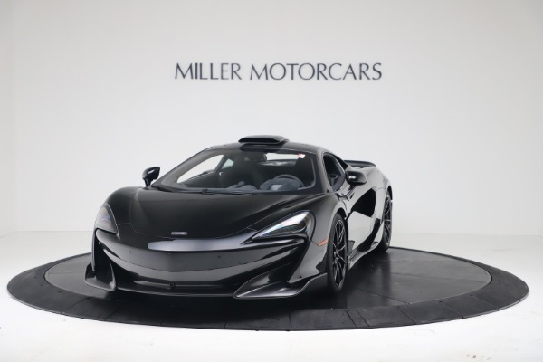 New 2019 McLaren 600LT Coupe for sale $305,639 at Aston Martin of Greenwich in Greenwich CT 06830 13