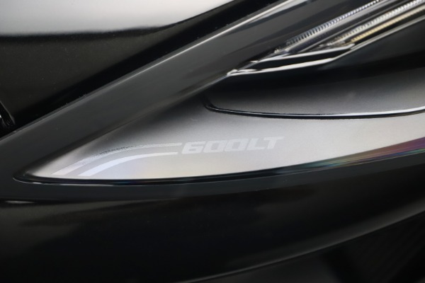 New 2019 McLaren 600LT Coupe for sale $305,639 at Aston Martin of Greenwich in Greenwich CT 06830 14