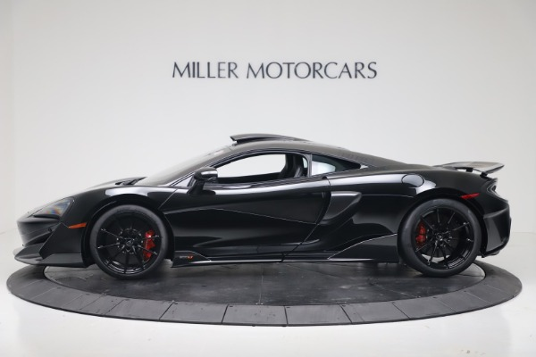 New 2019 McLaren 600LT Coupe for sale $305,639 at Aston Martin of Greenwich in Greenwich CT 06830 2
