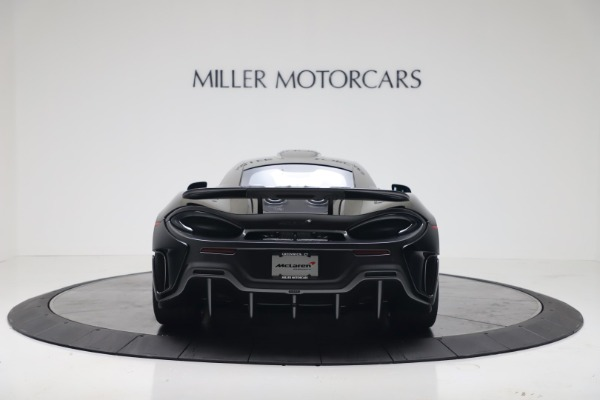 New 2019 McLaren 600LT Coupe for sale $305,639 at Aston Martin of Greenwich in Greenwich CT 06830 5