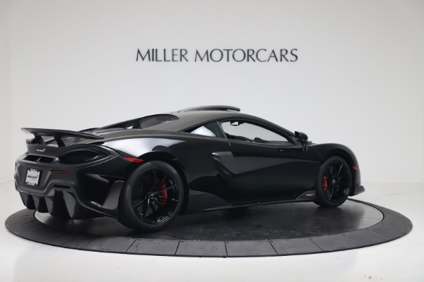 New 2019 McLaren 600LT Coupe for sale $305,639 at Aston Martin of Greenwich in Greenwich CT 06830 7