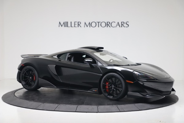 New 2019 McLaren 600LT Coupe for sale $305,639 at Aston Martin of Greenwich in Greenwich CT 06830 9