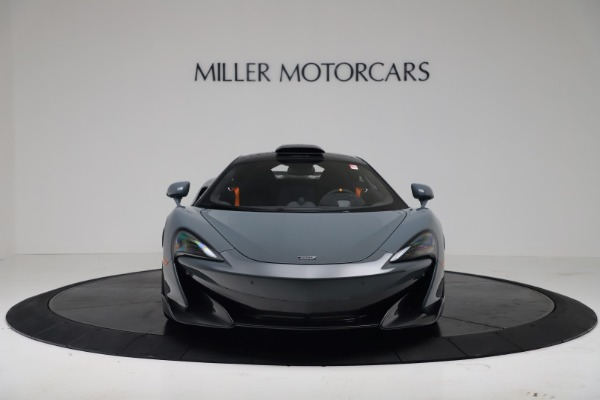 Used 2019 McLaren 600LT for sale $279,900 at Aston Martin of Greenwich in Greenwich CT 06830 12