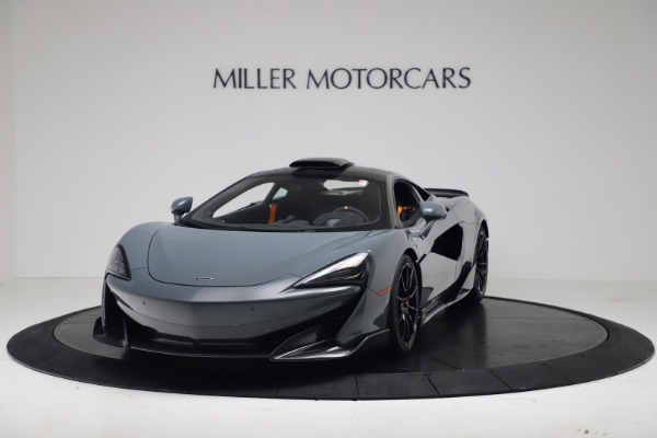 New 2019 McLaren 600LT Coupe for sale $311,619 at Aston Martin of Greenwich in Greenwich CT 06830 13