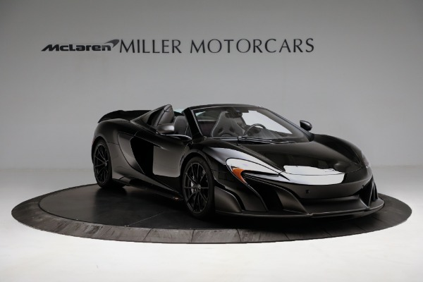 Used 2016 McLaren 675LT Convertible for sale Sold at Aston Martin of Greenwich in Greenwich CT 06830 11