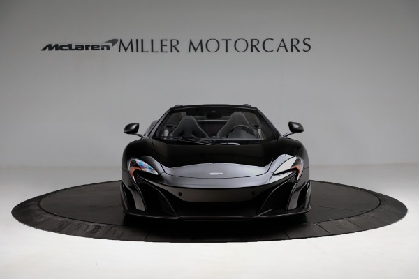 Used 2016 McLaren 675LT Convertible for sale Sold at Aston Martin of Greenwich in Greenwich CT 06830 12