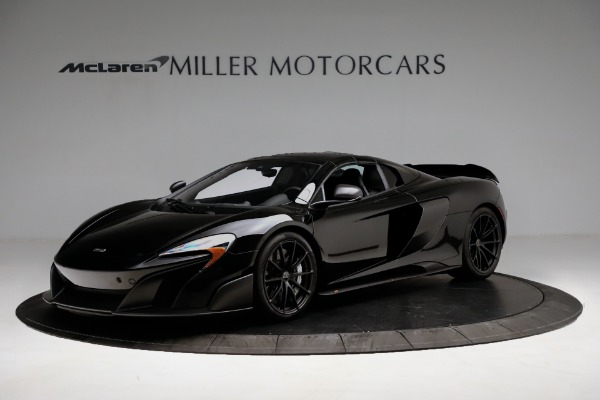 Used 2016 McLaren 675LT Convertible for sale Sold at Aston Martin of Greenwich in Greenwich CT 06830 13