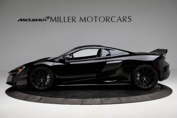 Used 2016 McLaren 675LT Convertible for sale Sold at Aston Martin of Greenwich in Greenwich CT 06830 14