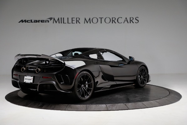 Used 2016 McLaren 675LT Convertible for sale Sold at Aston Martin of Greenwich in Greenwich CT 06830 16