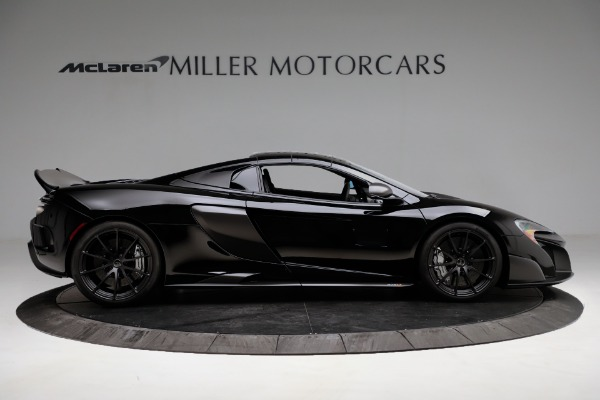 Used 2016 McLaren 675LT Convertible for sale Sold at Aston Martin of Greenwich in Greenwich CT 06830 17