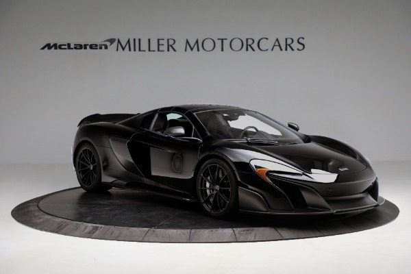 Used 2016 McLaren 675LT Convertible for sale Sold at Aston Martin of Greenwich in Greenwich CT 06830 18